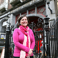Joanne Beirne, Artistic director at the Beltable Art Centre.<br /> <br /> Photograph by Eamon Ward