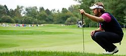 19.09.2010, Country Club Diamond, Atzenbrugg, AUT, Golf, Austrian Golf Open 2010 Final, im Bild Jose Manuel Lara (ESP), EXPA Pictures 2010, PhotoCredit: EXPA/ S. Trimmel
