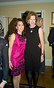 DENISE ESTFANDI; JULIA PEYTON-JONES, Dinner hosted by Denise Estfandi, for the Council of the Serpentine Gallery to celebrate the opening of  Nancy Spero at the Serpentine Gallery. London.  Upper Brook house. 10a upper brook st.1 March 2011. -DO NOT ARCHIVE-© Copyright Photograph by Dafydd Jones. 248 Clapham Rd. London SW9 0PZ. Tel 0207 820 0771. www.dafjones.com.