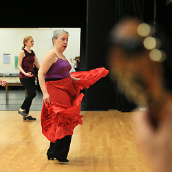 CCFA Dance Flamenco Workshop