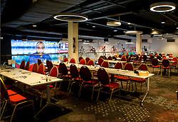 The set up of the Sports Bar and Grill at Ashton Gate ahead of England vs Russia - Mandatory by-line: Robbie Stephenson/JMP - 11/06/2016 - FOOTBALL - Ashton Gate - Bristol, United Kingdom  - England vs Russia - UEFA Euro 2016