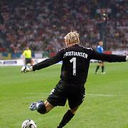 NLD/Amsterdam/20060823 - Ajax - FC Kopenhagen, keeper Jesper Christiansen