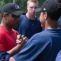 Baseball - MLB European Academy - Tirrenia (Italy) - 22/08/2009 - Barry Larkin