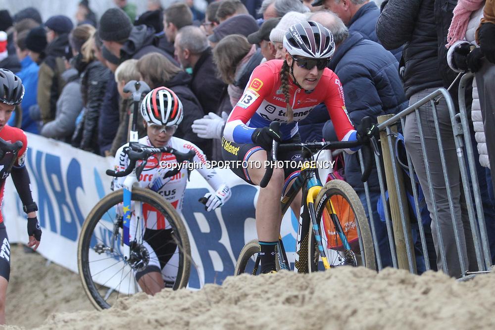 24-11-2019: Wielrennen: Wereldbeker Veldrijden: Koksijde<br />Lucinda Brand