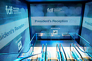 FDF President's Reception 2018