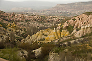Pigeon valley, Cappadokia, Turkey