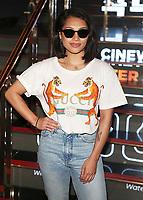 Vanessa White, Cineworld Leicester Square 4DX Gala, London UK, 19 April 2018
