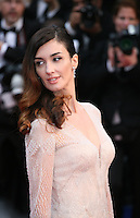 Paz Vega attending the gala screening of The Great Gatsby at the Cannes Film Festival on 15th May 2013, Cannes, France.