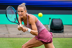 13-06-2019 NED: Libema Open, Rosmalen Grass Court Tennis Championships / Kiki Bertens vs. Arantxa Rus in second round.