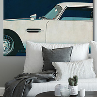 Interior example with Iconic Cars