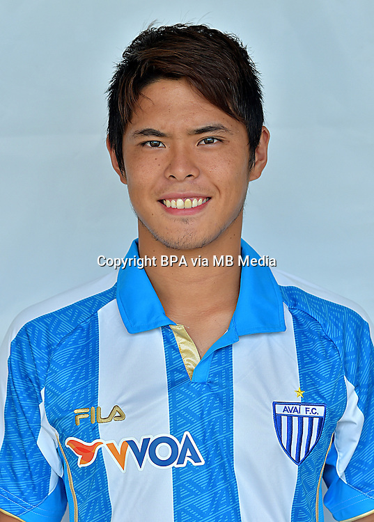 Brazilian Football League Serie A / <br /> ( Avai Futebol Clube ) - <br /> Toshya Tojo &quot; Toshi &quot;