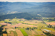 Cooper's Mountain - Aerial