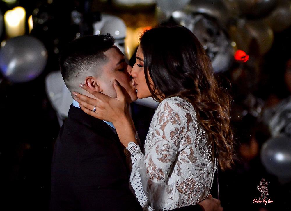 Yadi and JJ She Said Yes!