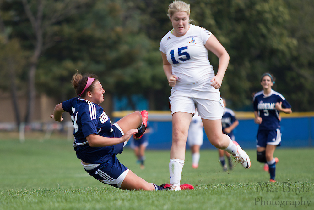 Gloucester County College Womens Soccer hosts Brookdale Community College in Sewell, NJ on Saturday October 6, 2012. (photo / Mat Boyle)