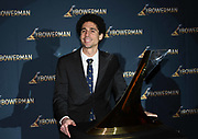 Dec 20, 2018; San Antonio, TX, USA; Men's 2012 winner Cam Levins of Southern Utah poses at the 10th Bowerman Awards at the JW Marriott San Antonio Hill Country Resort & Spa.