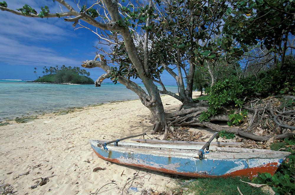 Muir Beach,Raratonga,Cook Islands,South Pacific,Oceania