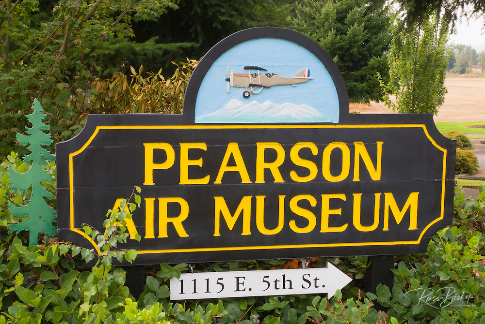 Pearson Air Museum at Pearson Field (oldest operating airport in the US), Vancouver, Washington