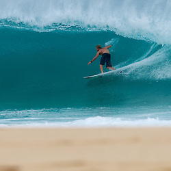 Mick Fanning at Backdoor.