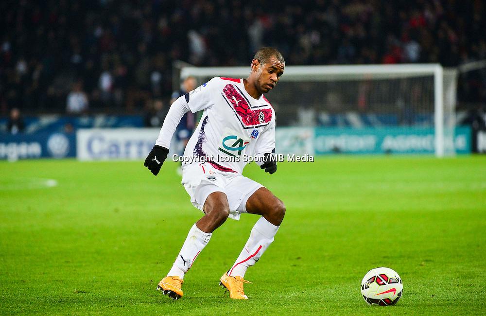 Diego ROLAN - 21.01.2015 - Paris Saint Germain / Bordeaux - Coupe de France<br /> Photo : Dave Winter / Icon Sport