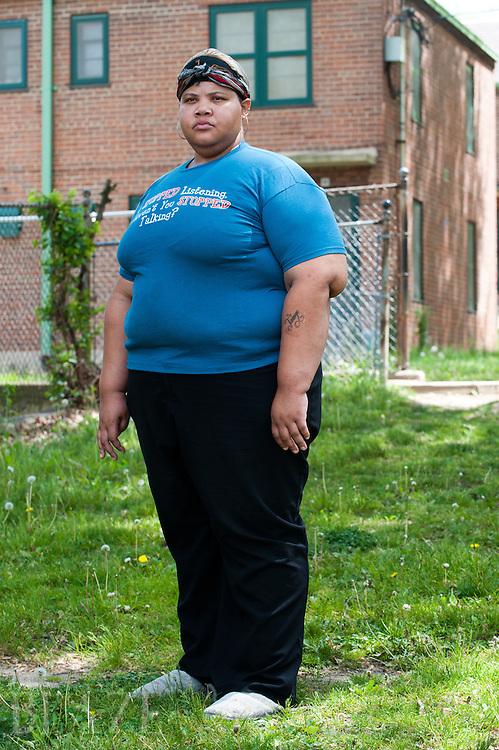 Mia Landingham of Cleveland, OH