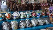 The market, Papeete, Tahiti, French Polynesia