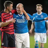Dave Mackay Testimonial: St Johnstone v Dundee…06.10.17…  McDiarmid Park… <br />