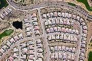 Anthem, Arizona<br /> From Wikipedia, the free encyclopedia<br /> <br /> <br /> Location in Maricopa County and the state of Arizona <br /> Coordinates: 33&deg;&prime;N 112&deg;&prime;W <br /> Country United States <br /> State Arizona <br /> Counties Maricopa <br /> Time zone MST (UTC-7) <br /> Anthem, Arizona is the result of a Del Webb development on a large parcel of land adjacent to New River, Arizona. It is a planned suburb 34 miles north of downtown Phoenix that opened in 1998. Although Anthem is currently unincorporated, Phoenix is slated to annex the community by 2020 as documented in the City of Phoenix General Plan. Anthem has grown substantially since its founding and now has an estimated population of about 40,000 people.<br /> <br /> Featuring sweeping mountain vistas, golf, hiking and other recreational opportunities, Anthem has been described as one of the best places to live in Arizona by Phoenix Magazine and the best place to raise a family by Parenting Magazine in November of 2003.<br /> <br /> The community now has a high school, Boulder Creek, serving the area. Interstate 17 connects the area to the rest of the Phoenix metropolitan area.<br /> <br /> The Arizona Department of Transportation (ADOT) has plans to widen I-17 from Loop 101 to Anthem Way. Construction starts in 2007 to widen I-17 from 2 lanes to 4 General Purpose lanes and a HOV lane from Loop 101 to Carefree Highway and in 2009 I-17 will have 3 lanes in each direction from Carefree Highway to Anthem Way.