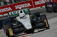Ed Carpenter, Honda Indy Toronto, Streets of Toronto, Toronto, Ontario CAN 07/13/13