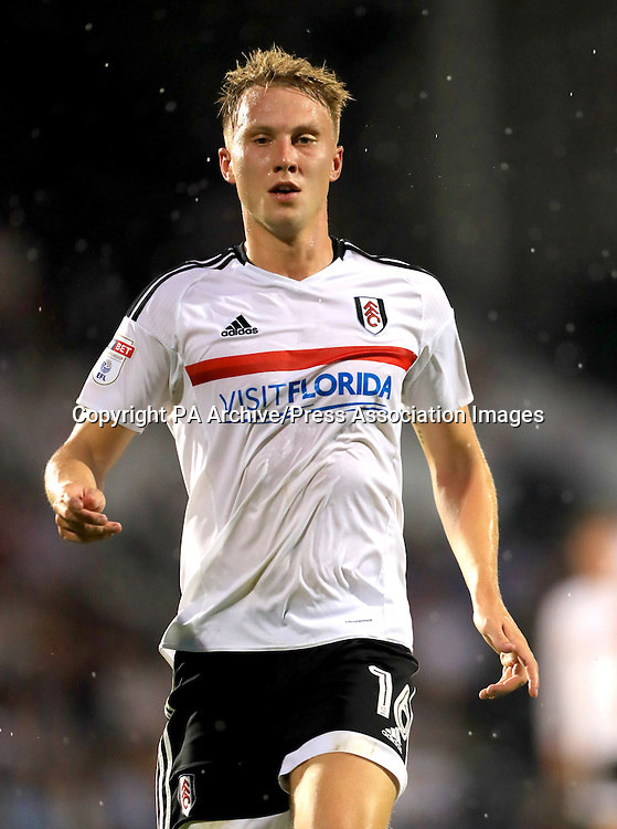 Cauley Woodrow, Fulham.