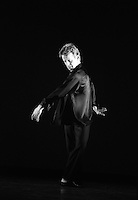 "Michael Baryshnikov, ex-Kirov dancer who defected to the Unites States in the 1970's dancing in Lucinda Childs' ""Largo"", as part of the collaboration with Twila Tharp entitled the White Oak Project."
