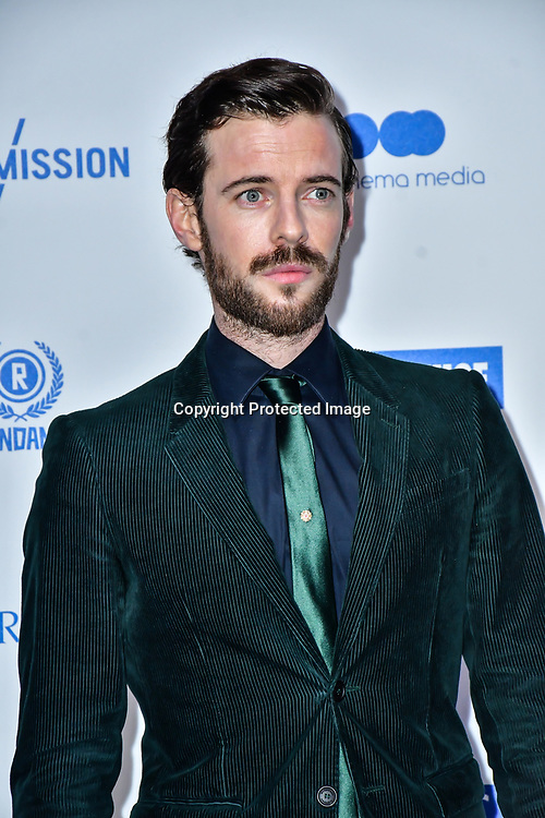Harry Treadaway attends the 22nd British Independent Film Awards at Old Billingsgate on December 01, 2019 in London, England.