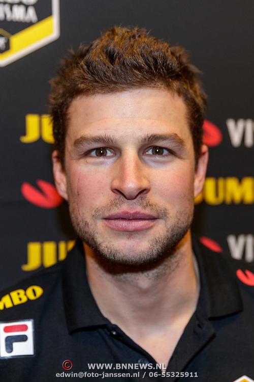 NLD/Veghel/20181221 - Presentatie van Team Jumbo, Sven Kramer