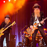 ZZ TOP at the Expo Center Coliseum in Abilene Texas.