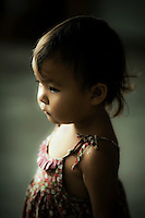 Toddler at family gathering in Hilo, HI.  Copyright 2008 Reid McNally.