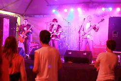 Nelson e os Besouros no espaço Beatles do Planeta Atlântida 2013/RS, que acontece nos dias 15 e 16 de fevereiro na SABA, em Atlântida. FOTO: Marcos Nagelstein/Preview.com