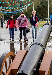 30-09-2017 NED: Nationaal Diabetes Challenge, Arnhem<br /> Vandaag de tweede Nationale diabetes Challenge op Papendal Arnhem. Ruim 3000 mensen die meeliepen aan de tweede geslaagde wandel challenge. Spain Camino