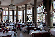 Switzerland, Zurich: Terrasee cafè