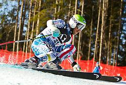 06.02.2011, Hannes-Trinkl-Strecke, Hinterstoder, AUT, FIS World Cup Ski Alpin, Men, Hinterstoder, Riesentorlauf, im Bild Bode Miller (USA) // Bode Miller (USA) during FIS World Cup Ski Alpin, Men, Giant Slalom in Hinterstoder, Austria, February 06, 2011, EXPA Pictures © 2011, PhotoCredit: EXPA/ J. Feichter