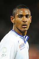 Sebastien HALLER - 31.10.2014 - Auxerre / Brest - 13eme journee Ligue 2<br />