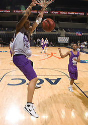 C Jordan Morgan (Detroit, MI / U. of Detroit Jesuit).  The NBA Player's Association held their annual Top 100 basketball camp at the John Paul Jones Arena on the Grounds of the University of Virginia in Charlottesville, VA on June 20, 2008