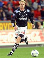 Fotball Tipeligaen Rosenborg ( RBK ) - Odd Grenland 6-0<br /> Sebastian Henriksson<br /> Foto: Carl-Erik Eriksson, Digitalsport