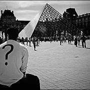 LE LOUVRE / EL LOUVRE<br /> Photography by Aaron Sosa<br /> París - France 2008<br /> (Copyright © Aaron Sosa)