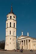 View of Vilnius & Katedra, Spring 2011