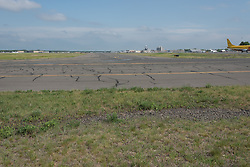 Taxiway 'J, S, U' Rehabilitation at Bradley International Airport. CT DOT Project # 165-481. Progress Construction View, Submission One, Pre-Construction, May 19, 2015.