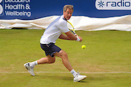 Picture by Ste Jones/Focus Images Ltd.  07706 592282.24/06/12.Anders Jarryd during the +medicash Liverpool International 2012 tennis at Calderstones Park, Liverpool.