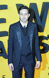 © Licensed to London News Pictures. 09/01/2014, UK. Dynamo, The Wolf of Wall Street - UK film premiere, Odeon Leicester Square, London UK, 09 January 2014. Photo credit : Richard Goldschmidt/Piqtured/LNP