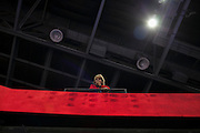 Day 2 of the RNC in Tampa, FL, on Tuesday, Aug. 28, 2012. ..Photograph by Andrew Hinderaker for TIME.