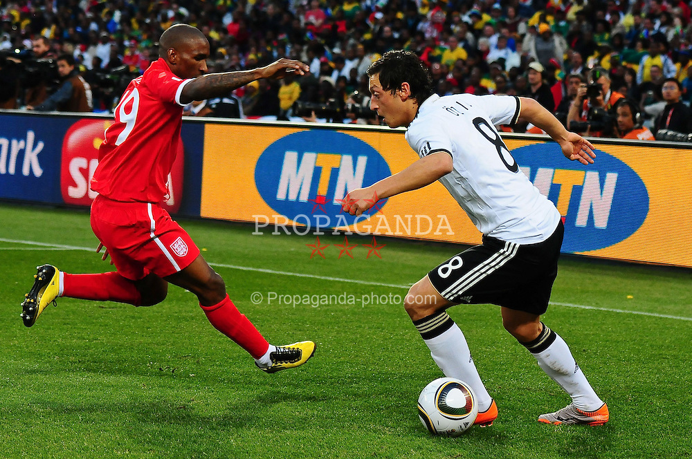 25.06.2010, Free State-Stadion, Bloemfontein, RSA, FIFA WM 2010, Germany (GER ) vs England (GB)., im  Bild   Mesut Özil / Oezil ( Werder Bremen #08 )   EXPA Pictures © 2010, PhotoCredit: EXPA/ nph/  Kokenge