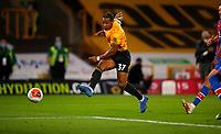 2019 / 2020 Premier League - Wolverhampton Wanderers vs Crystal Palace <br /> <br /> Adama Traore of Wolverhampton Wanderers at Molyneux.<br /> <br /> Credit COLORSPORT/LYNNE CAMERON