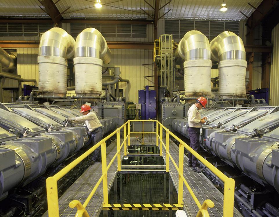 CDC Empresa Energetica Corinto Power Station <br /> <br /> Tel 0044(0)208 944 6933<br /> www.linkphotographers.com Photography by Orde Eliason